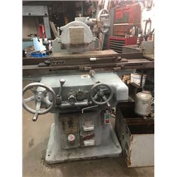 "Brown & Sharpe Surface Grinder with Walker 8""x24"" Fine Pole Magnetic Table"