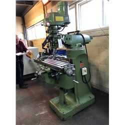 PreciMaster Milling Table  with Variable Speed