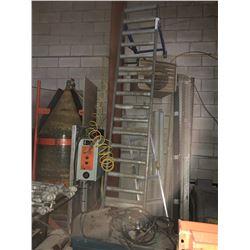 10' Roller Conveyor legs
