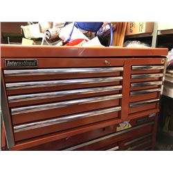 """New ToolBox 42"""" Bent 10 drawers"""