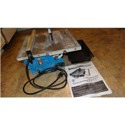 """Bolton Pro 7"""" Tile Cutting Bench Saw"""