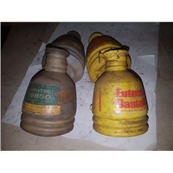 Case of Metalizing Powder