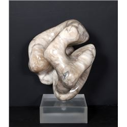 Bruno Facchini, Untitled, Marble Sculpture