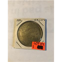 1972 Rare COINS of International Nations Society (COLLECTORS) in MS Grade