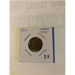 Nice Early 1917 Lincoln Wheat Penny