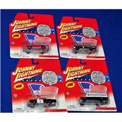 Johnny lighting American Heros Diecast Cars 6pcs