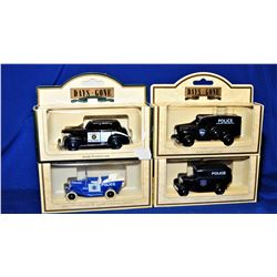 Days Gone by Leedo Diecast Cars 7pcs 1:64th scale