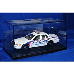 Die Cast Police Cars