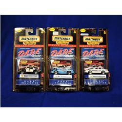 Box Lot Matchbox D.A.R.E. Collection 1:64 Scale