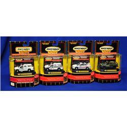 Box Lot Matchbox Emergency Service Vehicles 1:64