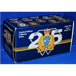 Waterloo Regional Police Collectable