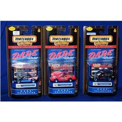 Matchbox D.A.R.E. Collection