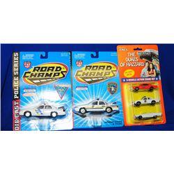 Miscellaneous Die Cast cars