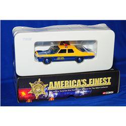 Die Cast Law Enforcement Vehicles