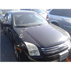 FORD FUSION 2006 APP  DUP/T-DON