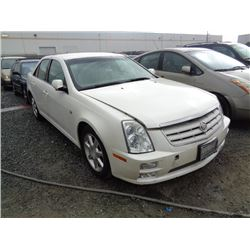 CADILLAC STS 2005 T-DONATION