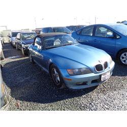 BMW Z3 1996 T-DONATION