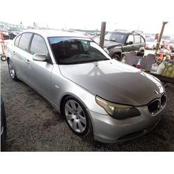 BMW 530I 2004 APP DUP/T -