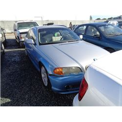 BMW 323CI 2000 T-DONATION
