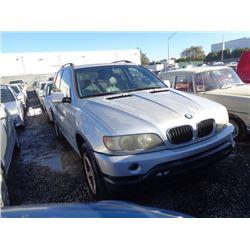 BMW X5 2001 T-DONATION