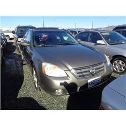 NISSAN ALTIMA 2004 O/S T-DONATION