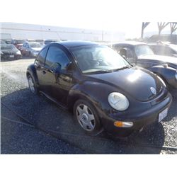 VW NEW BEETLE 1998 T-DONATION