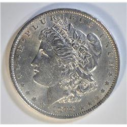 1878 7TF REV 79 MORGAN DOLLAR  CH BU