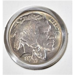 1927 BUFFALO NICKEL  GEM BU