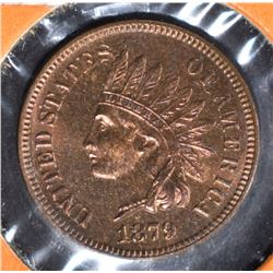 1879 INDIAN HEAD CENT  CH PROOF RED