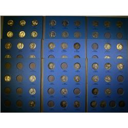 60 DIFF. SILVER & 22-DIFF CLAD WASHINGTON QUARTERS