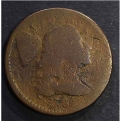 1794 LIBERTY CAP, LARGE CENT, AG