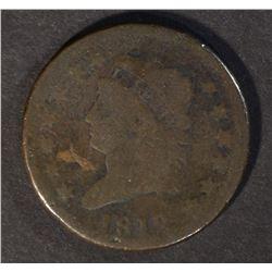 1812 LARGE CENT, GOOD