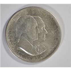 1926 SESQUI COMMEM HALF DOLLAR