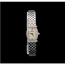 Audemars Piguet 18KT White Gold Diamond Carnegie Watch