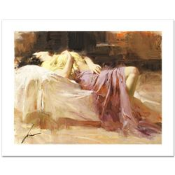 Afternoon Repose by Pino (1939-2010)