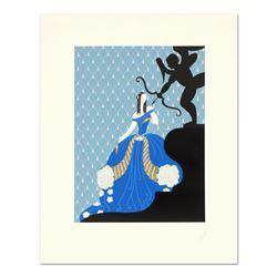 Violetta by Erte (1892-1990)