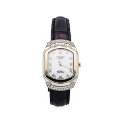 Ladies Rolex 18KT White Gold Cellini Cellissma Model Watch