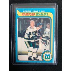 1979-80 O-Pee-Chee Hockey #175 Gordie Howe Hartford Whalers