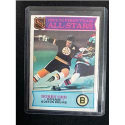 1975-76 Topps #288 Bobby Orr