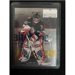 1999-00 Upper Deck Sixth Sense #SS16 Dominik Hasek Buffalo Sabres Hockey Card