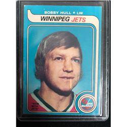 1979-80 O-Pee-Chee #185 Bobby Hull