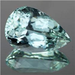NATURAL Rare BLUE GREEN TOPAZ 56.29 Ct - FL