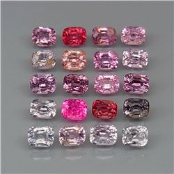 Natural Fancy Color Spinel 5.52 Ct - Untreated