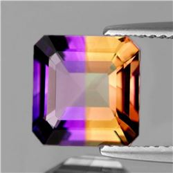 NATURAL ANAHI AMETRINE 9.55 Ct - Flawless Untreated