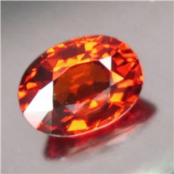 Natural Mandarin Spessartite 2.14 ct - VVS