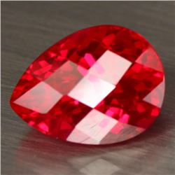 Natural Red Topaz 28.03 Carats - VVS
