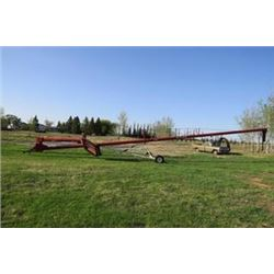 "FARM KING 1070 (10"" X 70') SWING AWAY AUGER"