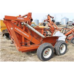 ROCK-O-MATIC PTO HDW5 ROCK PICKER