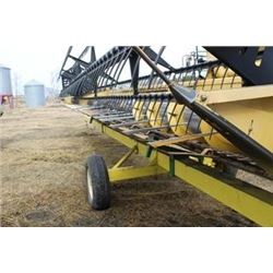 NEW HOLLAND 971 - 25' STRAIGHT CUT HEADER
