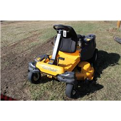 2013 CUB CADET ZERO TURN MOWER